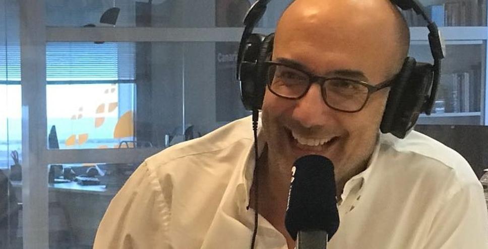 Colaboración Radio pública de Canarias sobre la Hiperroteccion de los hijos